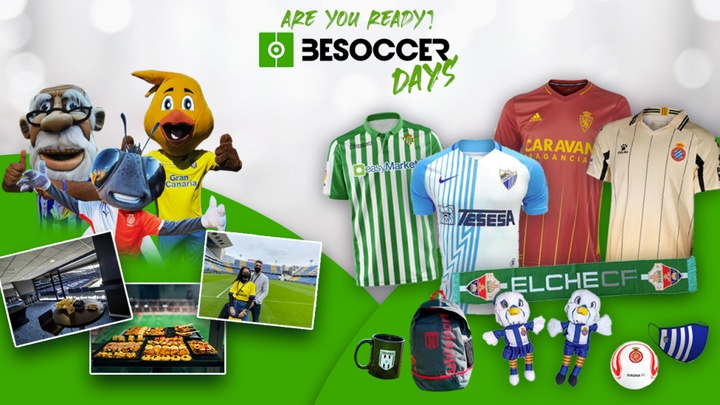 Vuelven los BeSoccer Days. BeSoccer