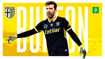 'Superman' Buffon returns to relegated Parma after two decades. BeSoccer