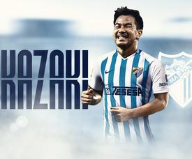 OFFICIEL : Okazaki, nouveau joueur de Málaga. BeSoccer