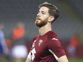Ansaldi will remain at Torino until the end of the season. AFP