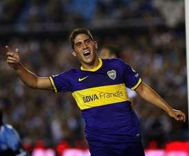 Erbes ha disputado 146 partidos (cinco goles y seis asistencias) con Boca. Bocajuniors