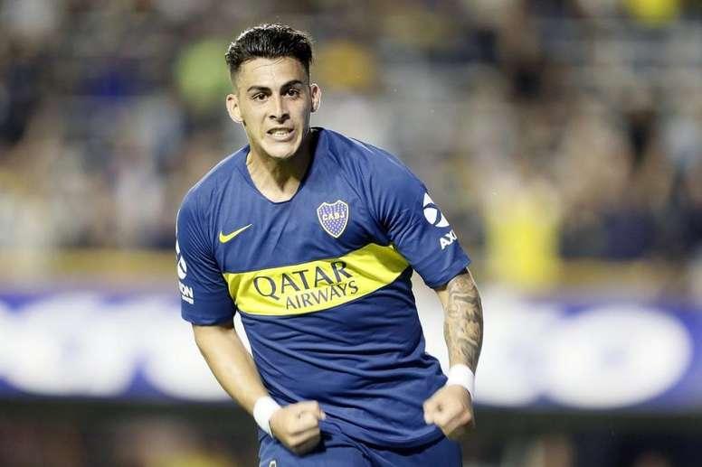 Pavón se rapproche de Los Angeles Galaxy. Twitter/BocaJrsOficial
