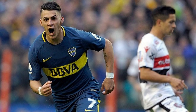 Pavon is reportedly Arsenal's top January target. EFE