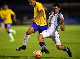 Cristian Romero pourrait changer d'horizon. AFP