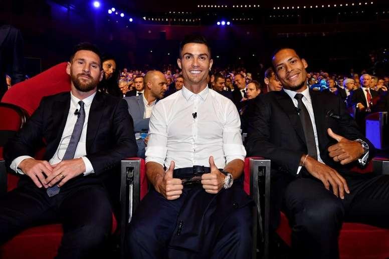 Qui mérite le plus le The Best du meilleur joueur ? ChampionsLeague