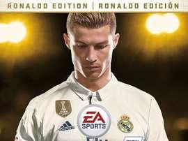 Cristiano Ronaldo só está abaixo de duas lendas. EA Sports