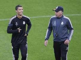 Ancelotti ve una Champions con más alternativas. Reuters