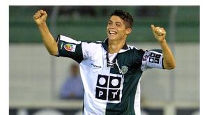 Cristiano Ronaldo esteve na mira do Deportivo. EFE
