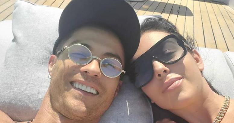 Ronaldo went to see with Georgina. Screenshot/Instagram