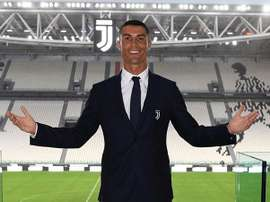 CR7 terá 37 anos ao final do seu contrato com a Juventus. Twitter/Cristiano