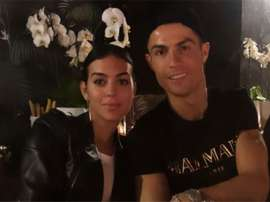 Cristiano deu uma festa e convidou Tutto Durán, ex-jogador do Las Palmas. Instagram