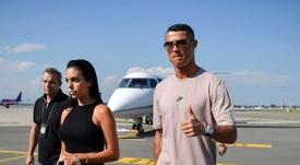 Cristiano Ronadlo could be unveiled on Monday. JuventusFC
