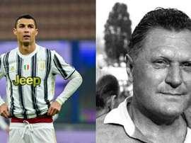 Ronaldo non avrebbe superato Bican. AFP/UEFA