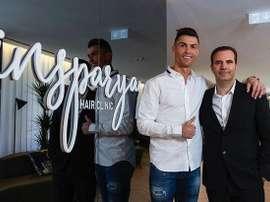 Cristiano Ronaldo investe em um novo negócio. Cristiano