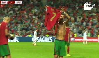 Ronaldo entra nella storia. Bemad