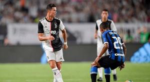 Jugadores de Inter y Juve, envueltos en un presunto escándalo. JuventusFC