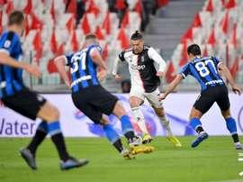 Estrangeiros da Juve voltarão à Itália entre domingo e segunda-feira. Twitter/JuventusFC