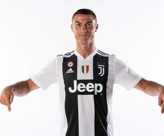 Ronaldo pourrait voir ses débuts en Serie A retardés. Twitter/juventusfc