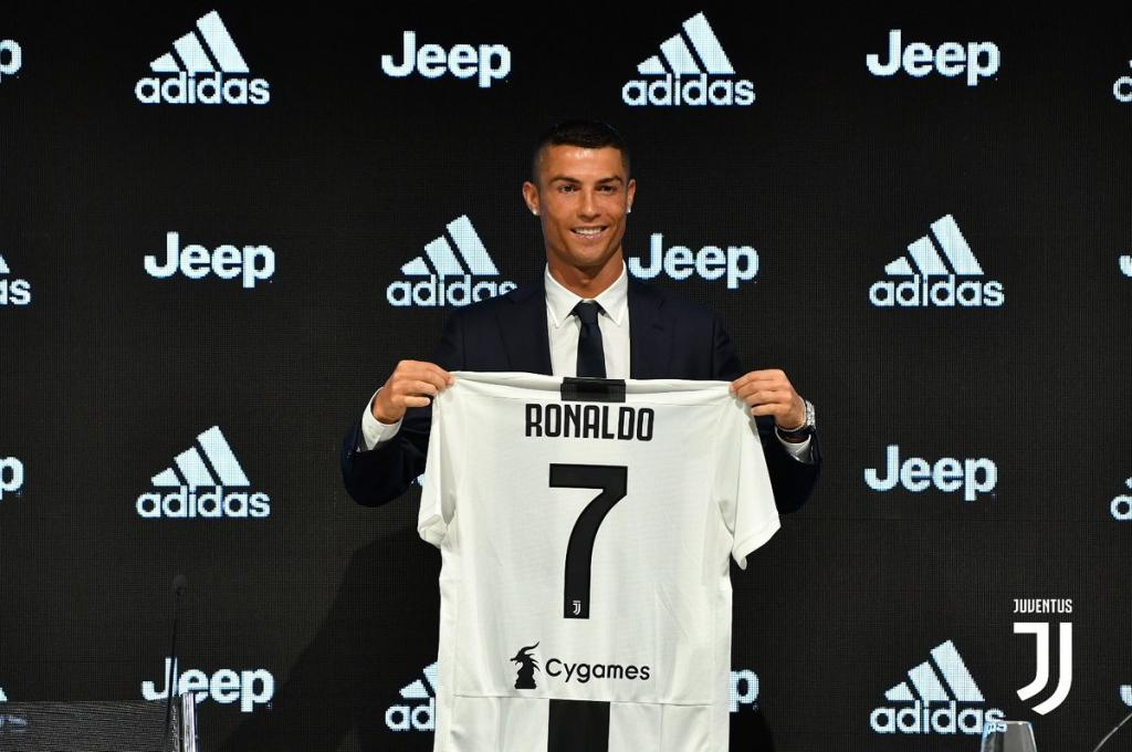 Camiseta juventus cr7 ronaldo