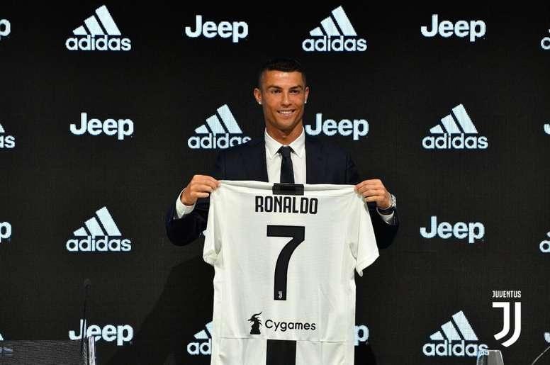 La Juve, con más deuda desde el fichaje de Cristiano. Twitter/Juventusfc