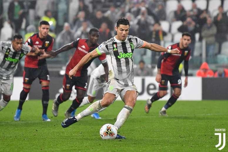 Chiellini culpa o Real Madrid. Twitter/JuventusFC