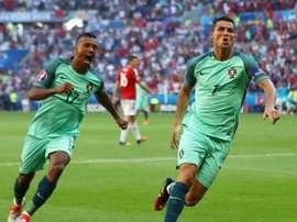 Les compos probables du match qualificatif entre la Hongrie et le Portugal. EFE