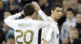 Higuain chiede 7 milioni alla Juventus. EFE/Archivo