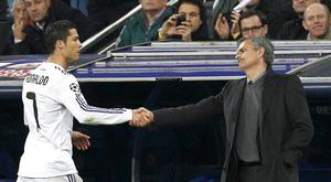 Adebayor a évoqué la relation entre Mourinho et Cristiano. EFE