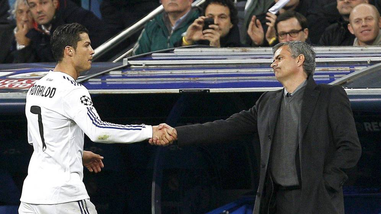 Modric and the tense fight between Cristiano and Mourinho. EFE