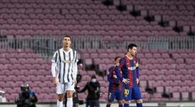 Ronaldo et Messi refusent des offres d'Arabie Saoudite. AFP