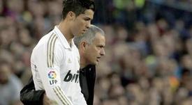 Modric raconte une dispute entre CR7 et Mourinho. EFE