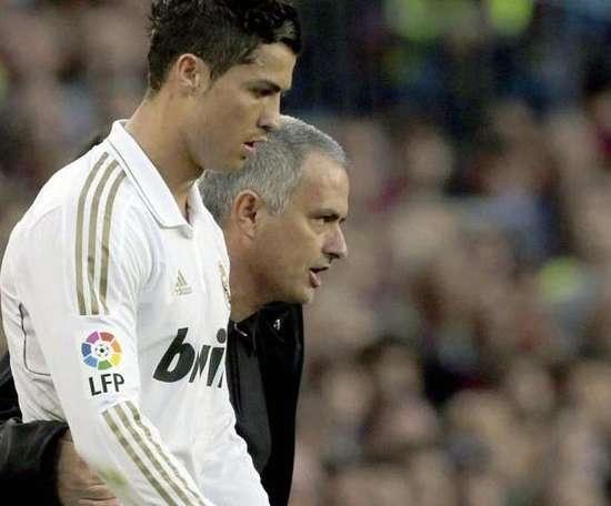 Mourinho pense maintenant au Real. EFE