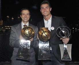 Mendes sur Cristiano Ronaldo: AFP