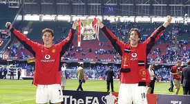 Rooney recordou o passado no Manchester United. DailyMail