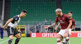 Il Milan vince in rimonta. Twitter/JuventusFC