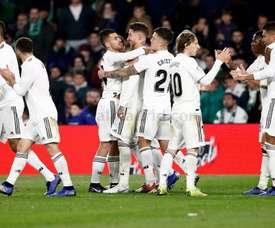Alors que la piste Jovic se refroidit, le Real Madrid veut prolonger Cristo. RealMadrid