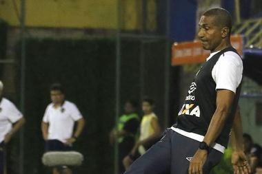 Cristóvao Borges, novo técnico do Atlético Goianiense. EFE
