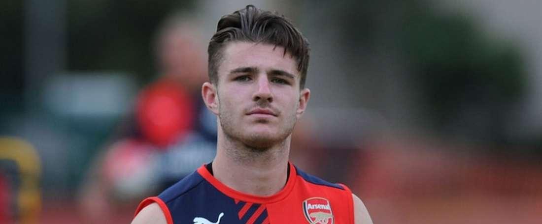 Crowley deja definitivamente el Arsenal para irse a Holanda. Arsenal