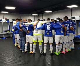 Cruzeiro estará en la final de Copa. Cruzeiro