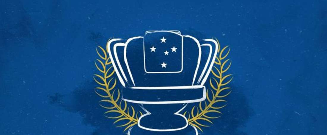 Cruzeiro are now the Copa Brasil's most successful side. Cruzeiro
