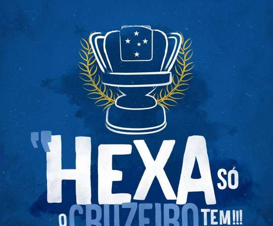 Cruzeiro are now the Copa Brasil's most successful side. Cruzeiro