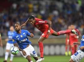 Cruzeiro e Inter farão um dos duelos da semifinal da Copa do Brasil. Twitter@SCInternacional