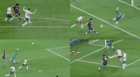 Huracán Messi. DUGOUT