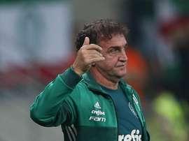 Cuca habló sobre el interés por Lucas Luma. Palmeiras