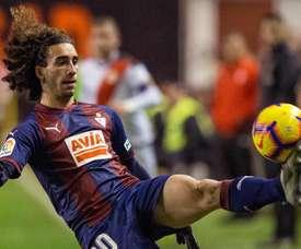 Le Barça active la clause de rachat de Cucurella. EFE