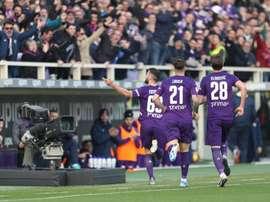 Vlahovic, da Fiorentina, positivo para coronavírus. ACFiorentina