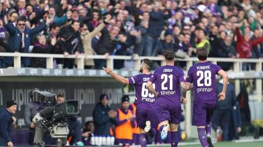 Le formazioni ufficiali di Parma-Fiorentina.ACFiorentina