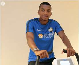 Inter a childhood dream for Dalbert. FCInternazionale