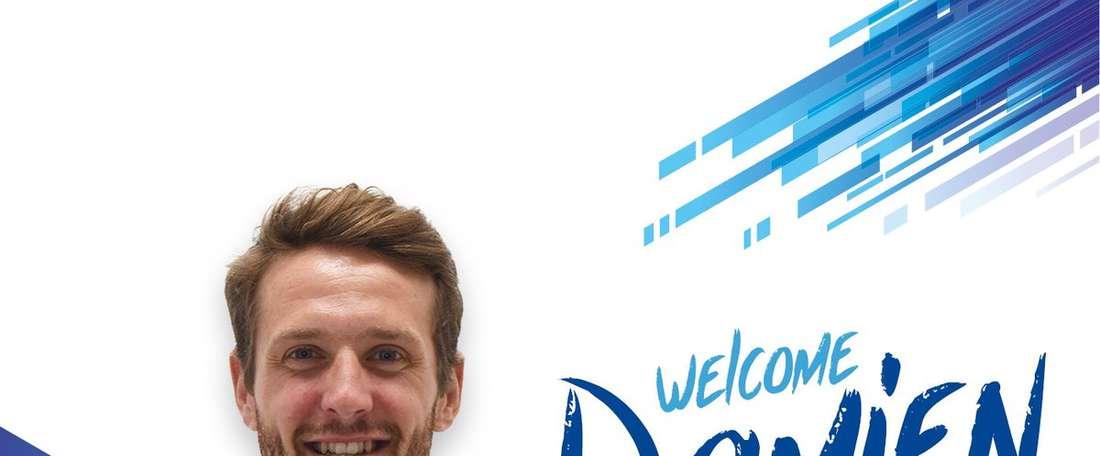 Damien Marcq ya es jugador del Gent. KAAGent