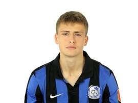 Danchenko seguirá rodándose en su club de origen. Twitter